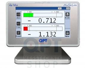 Digi3Plus 2x Induktiv / 2x inkr. / Linearmaßstab